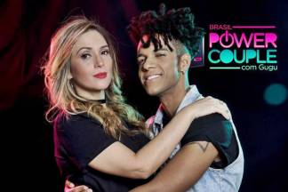 Power Couple - Nadja e D Black eliminados (Edu Moraes/Record TV)