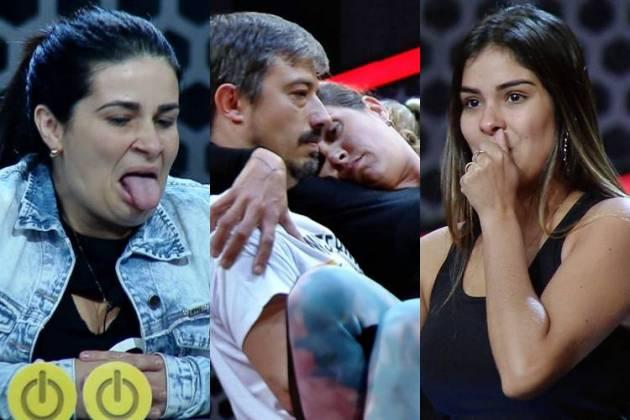 Power Couple - Prova de Casais ( Divulgação/Record TV)