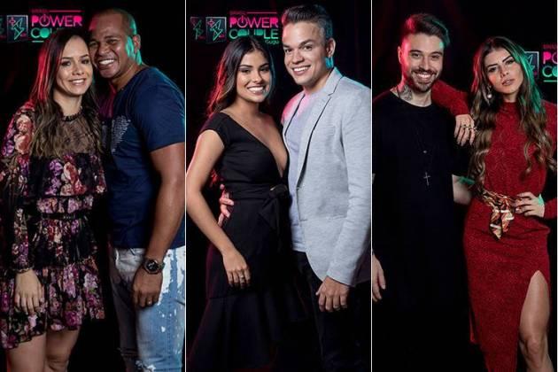 Primeira DR - Power Couple - Luisa e Aloísio,Munik e Anderson e Thaís e Douglas