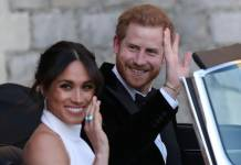 Meghan Markle e Príncipe Harry (Instagram/kensingtonroyal)