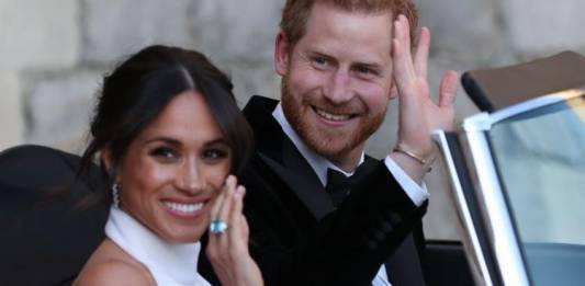 Meghan Markle e Príncipe Harry (Instagram/kensingtonroyal)