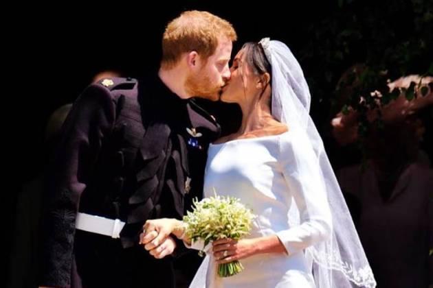 Príncipe Harry e Meghan Markle (Instagram/kensingtonroyal)