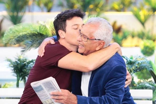 Rodrigo e Carlos Alberto/Instagram
