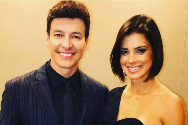 Rodrigo Faro e Vera Viel/Instagram