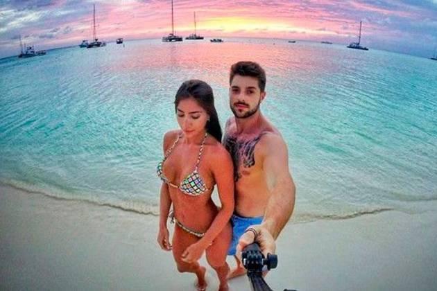Romana Novais e Alok - Reprodução/Instagram
