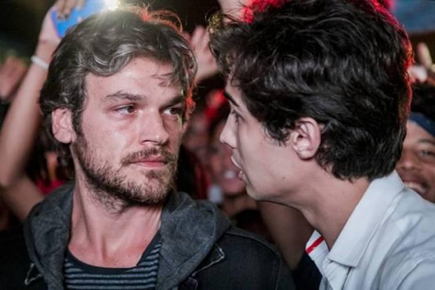 Segundo Sol - Beto e Valentim (Globo/Paulo Belote)