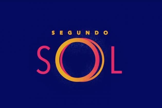 Segundo Sol - logo (Reprodução/TV Globo)