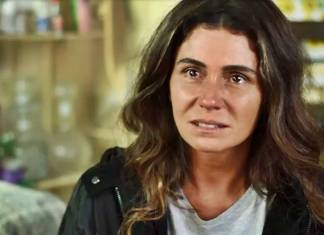 Segundo Sol - Luzia chora (Reprodução/TV Globo)