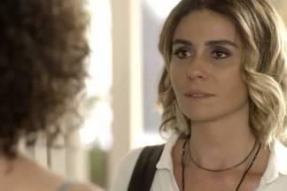 Segundo Sol - Luzia encontra a irmã (Reprodução/TV Globo)