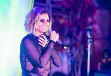 Segundo Sol - Luzia volta ao Brasil como Ariella (Globo/Paulo Belote)