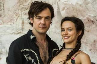 Sérgio Guizé e Bianca Bin - Divulgação/TV Globo