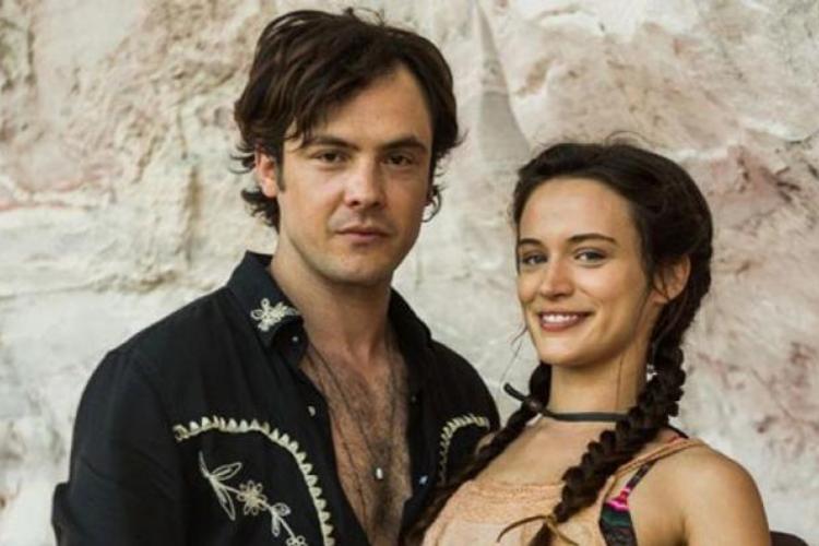 Sérgio Guizé e Bianca Bin passarão férias no sítio do ator