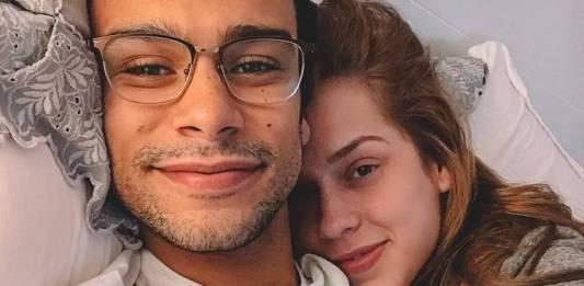 Sergio Malheiros e Sophia Abrahão/Instagram