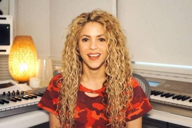Shakira/Instagram