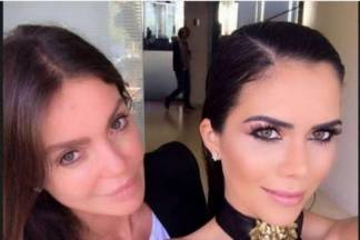 Simone Abdelnour e Daniela Albuquerque - Reprodução/Instagram