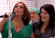 Susana Vieira e Geovanna Tominaga - Reprodução/TV Globo