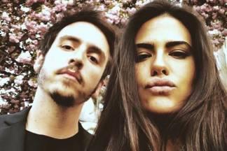 Wagner e Antonia/Instagram