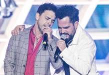 Zezé di Camargo e Luciano/Instagram