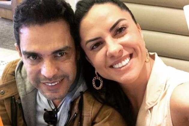 Zezé e Graciele Lacerda/Instagram