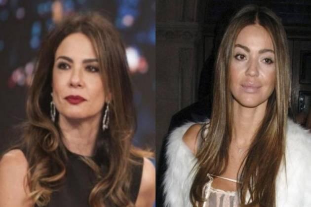 Luciana Gimenez e Simone Abdelnur - Montagem/Área VIP
