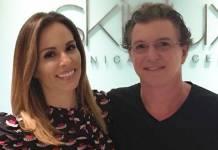 Ana Furtado e Boninho - Reprodução/Instagram