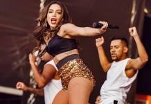 Anitta no Rock in Rio Lisboa (Reprodução/Instagram/RockinRioLisboa)