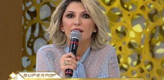 Antônia Fontenelle - Reprodução/RedeTV!