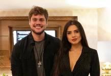 Breno e Paula Carolina/Instagram