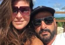 Cristina Oliveira e Sérgio - Reprodução/Instagram