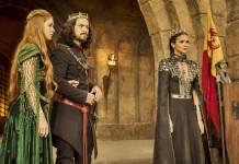 Deus Salve o Rei - Catarina é coroada Rainha de Artena (Globo/Mauricio Fidalgo)