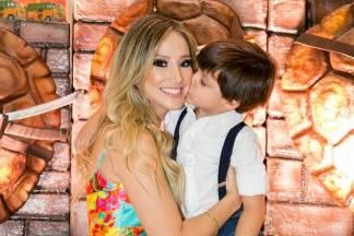 Elisa Leite e Bernardo Araújo/Instagram