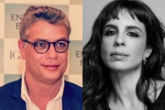 Fabio Assunção e Maria Ribeiro/Instagram