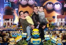 Wanessa Camargo com o marido e os filhos - Reprodução/Instagram