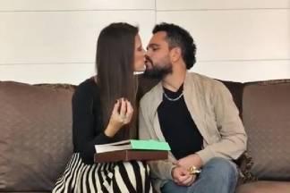 Flávia e Luciano/Instagram