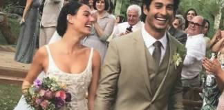 Isis Valverde e André Resende - Reprodução/Instagram