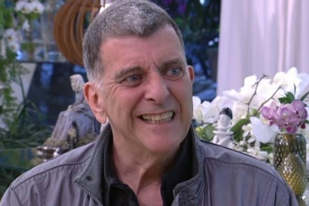 Jorge Fernando nos Estúdios Globo/Rede Globo - Reprodução