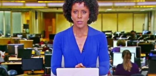 Maju Coutinho - Reprodução/TV Globo