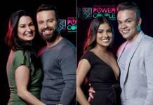 Leticia e Marlon ou Munik e Anderson - Power Couple