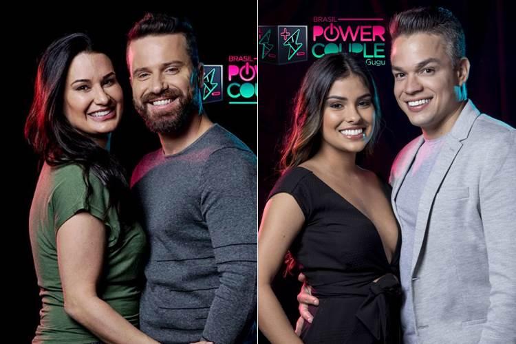 Enquete 'Power Couple Brasil': Letícia e Marlon ou Munik e Anderson? – Vote!