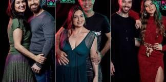 Letícia e Marlon , Tatí e Nizo, Thaís e Douglas - Power Couple