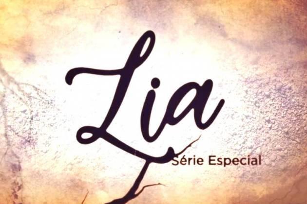 Logo - Lia (Reprodução/Record TV)