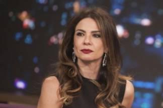 Luciana Gimenez - Divulgação/Record TV