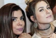 Mara Maravilha e Livia Andrade - Lourival Ribeiro/SBT