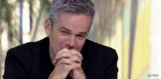 Otaviano Costa - Reprodução/TV Globo