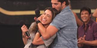 Patrcia Abravanel e André Vasco