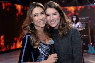 Patrícia Abravanel e Rebeca Abravanel - Divulgação/SBT