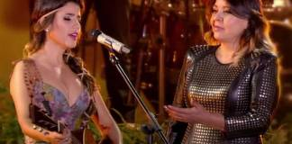 Paula Fernandes e Roberta Miranda - Reprodução/YouTube
