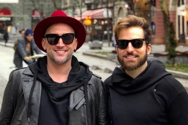 Paulo Gustavo e Thales Bretas/Instagram