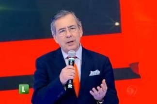 Paulo Henrique Amorim - Reprodução/Record TV
