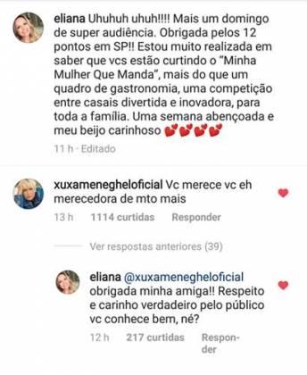 Post - Eliana/Instagram